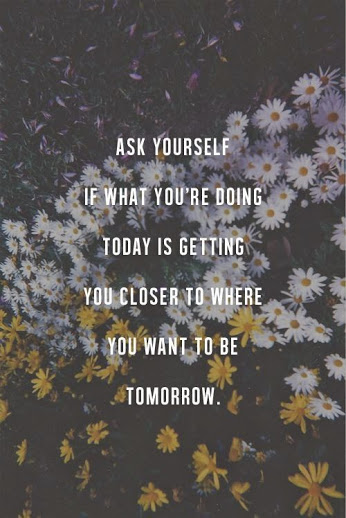 AskYourself_DoingToday_BeTomorrow_042214